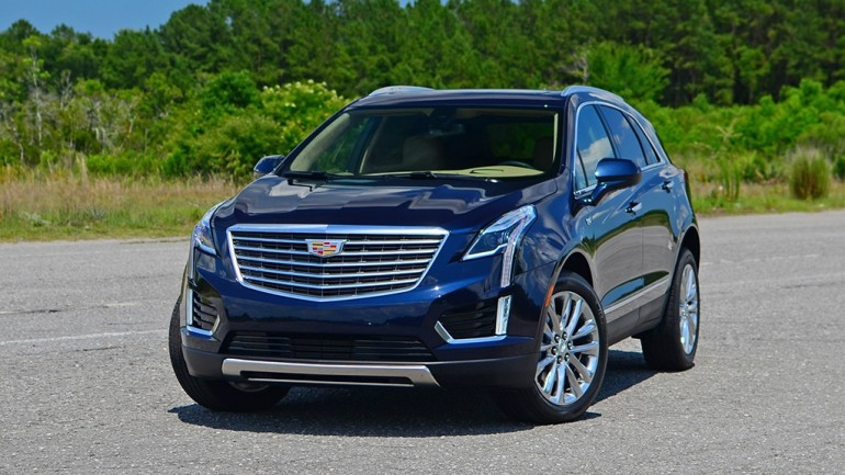 In Our Garage: 2017 Cadillac XT5 Platinum AWD