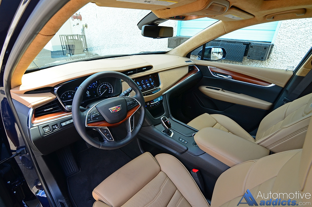 2017 Cadillac Xt5 Platinum Awd Review Test Drive The Finest
