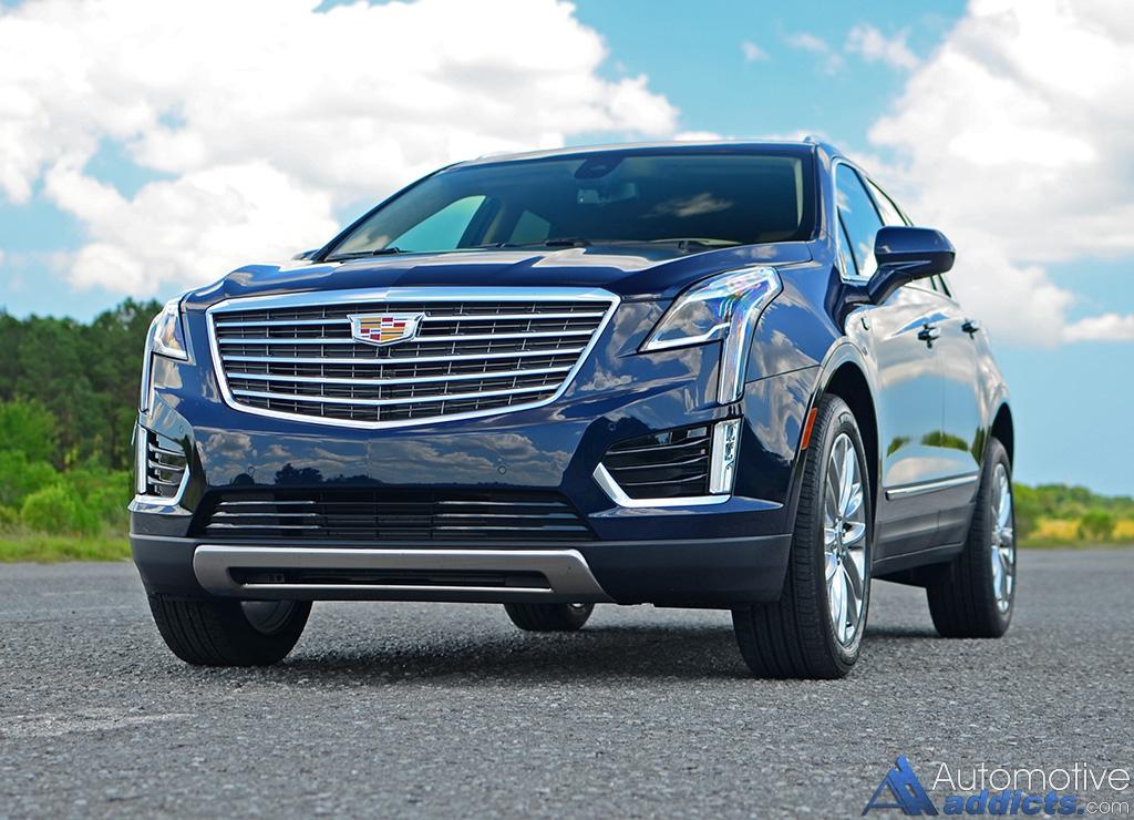 2017 Cadillac Xt5 Premium Luxury >> 2017 Cadillac XT5 Platinum AWD Review & Test Drive – The ...