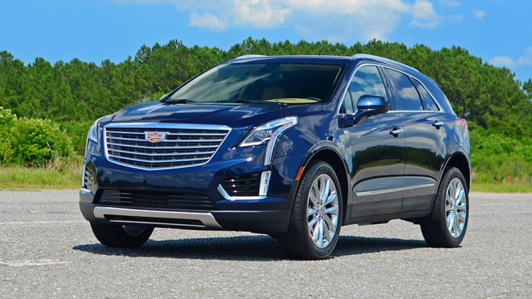 2017 Cadillac XT5 Platinum AWD Review & Test Drive – The Finest American Luxury Crossover