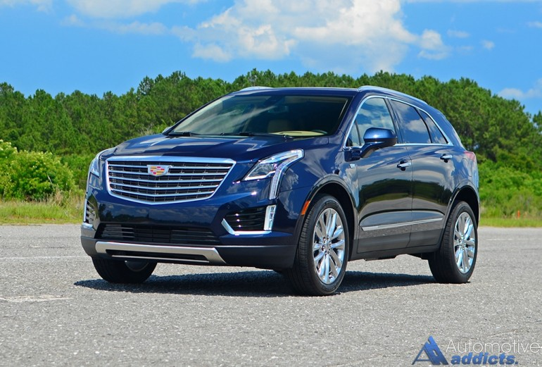 2017 cadillac xt5 platinum awd review test drive the finest american luxury crossover. Black Bedroom Furniture Sets. Home Design Ideas