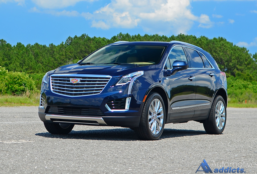 2017 Cadillac Xt5 Platinum Awd Review Amp Test Drive The
