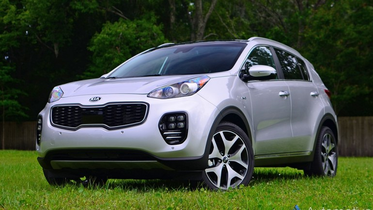 2017 Kia Sportage SX Turbo AWD Review & Test Drive – A Higher Level of Maturity