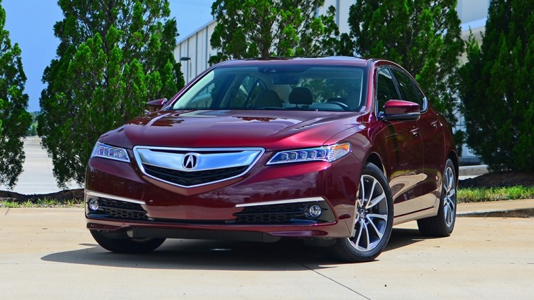 2016 Acura TLX V6 SH-AWD Advanced Package Quick Spin