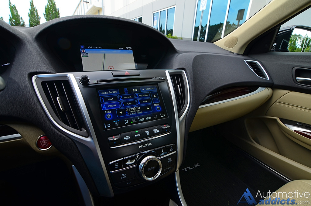 2016 acura tlx v6 sh awd advanced package quick spin. Black Bedroom Furniture Sets. Home Design Ideas