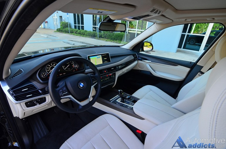 2016-bmw-x5-xdrive40e-dashboard