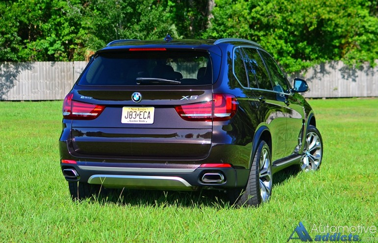 2016-bmw-x5-xdrive40e-rear