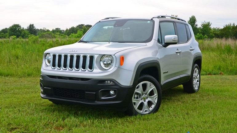 2016 Jeep Renegade Limited 4×4 Review & Test Drive