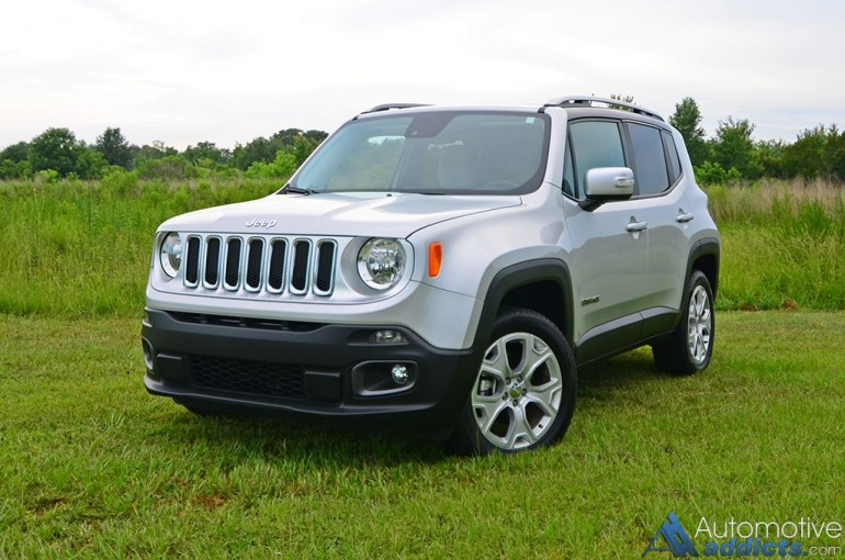 2016 jeep renegade limited 4 4 review test drive. Black Bedroom Furniture Sets. Home Design Ideas