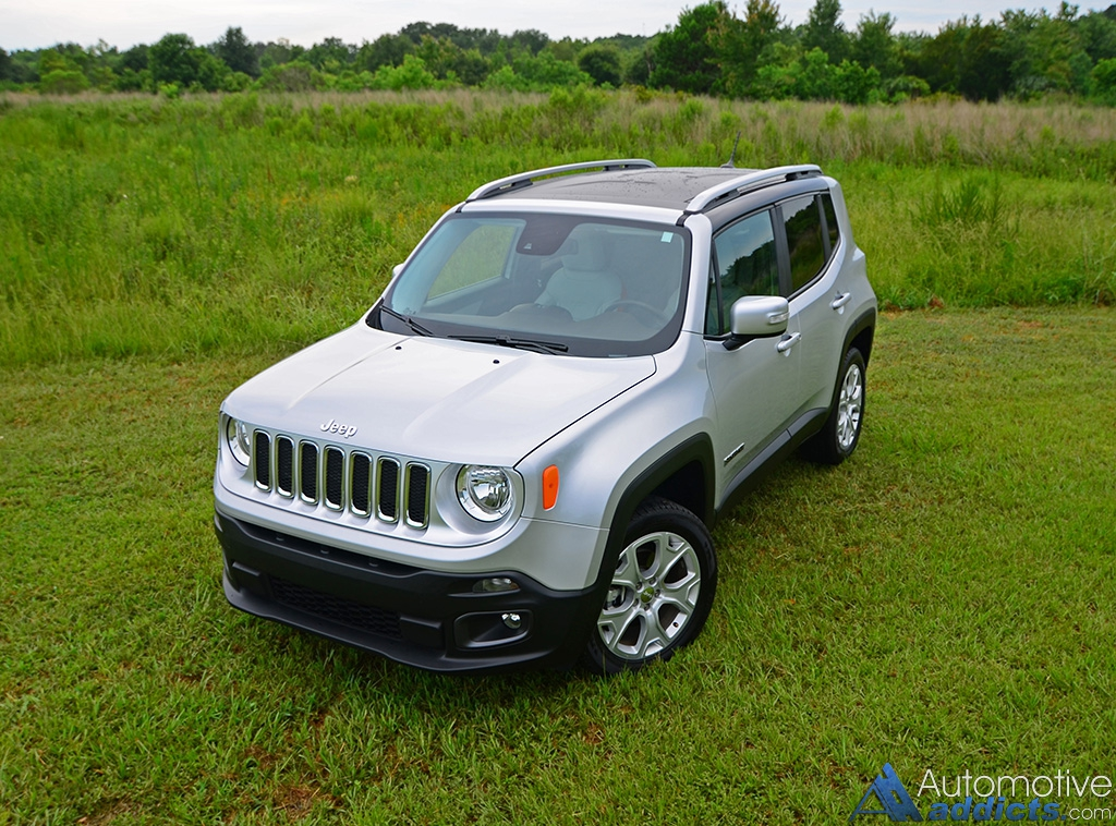 2016 jeep renegade limited 4 4 review test drive