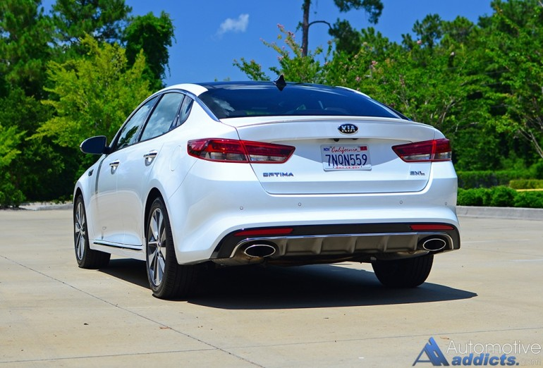 2016 kia optima sxl sx limited quick spin. Black Bedroom Furniture Sets. Home Design Ideas