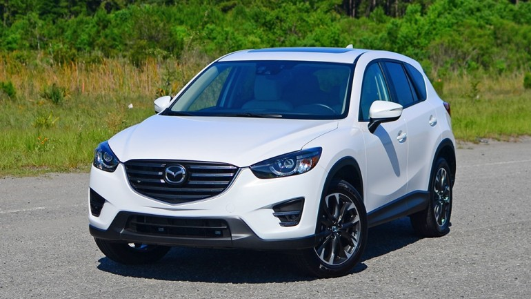 2016 Mazda CX-5 Grand Touring FWD Quick Spin – An Enthusiastic & Economical Compact Crossover