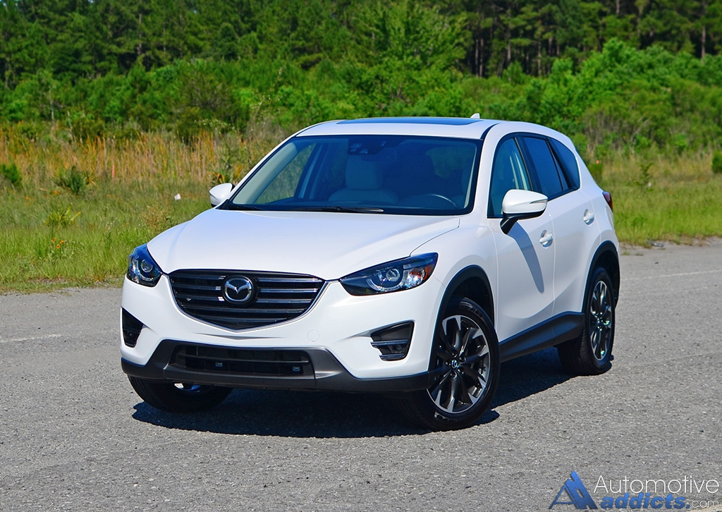 2016 mazda cx 5 grand touring fwd quick spin an enthusiastic economical compact crossover. Black Bedroom Furniture Sets. Home Design Ideas