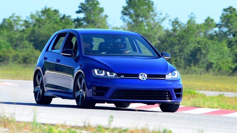2016 Volkswagen Golf R Review & Test Drive – VW's Hot Hatchback