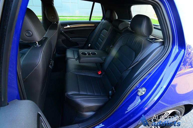 volkswagen golf  review test drive vws hot hatchback
