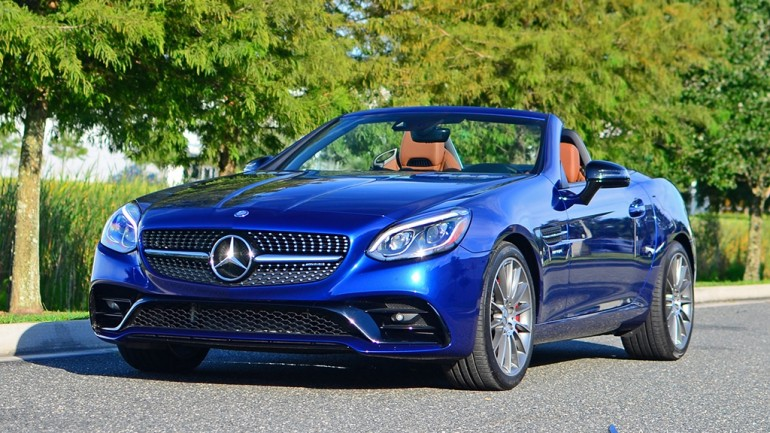 2017 Mercedes-AMG SLC 43 Review & Test Drive