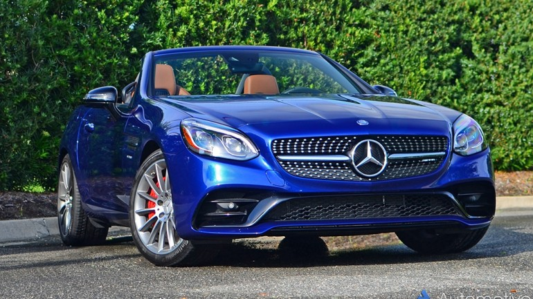 In Our Garage: 2017 Mercedes-AMG SLC43