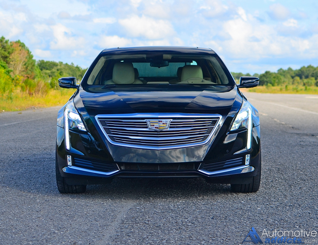 2016 Cadillac CT6 Platinum 3.0TT Review & Test Drive