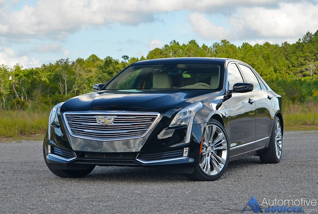 2016 Cadillac Ct6 Platinum 3 0tt Review Amp Test Drive