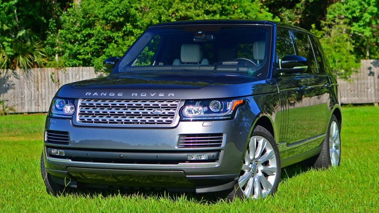 2016 Land Rover Range Rover Supercharged LWB Review & Test Drive