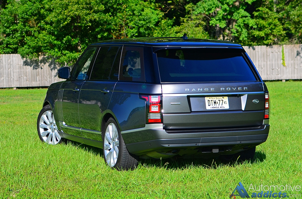 Range Rover Supercharged 2016 >> 2016 Land Rover Range Rover Supercharged LWB Review & Test