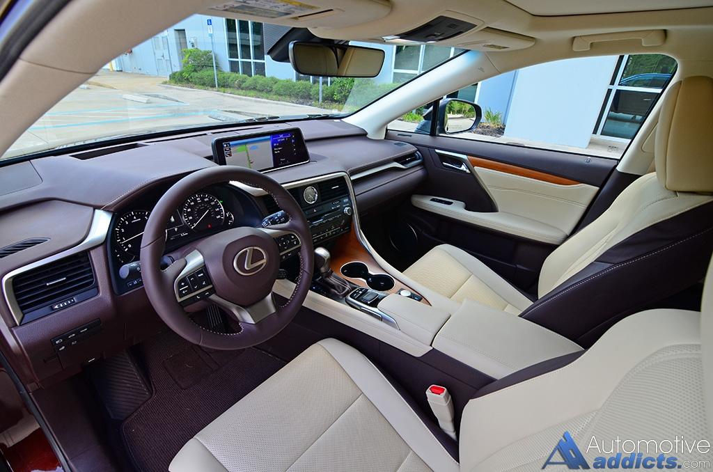 2016 Lexus Rx 350 Awd Quick Spin Automotive Addicts