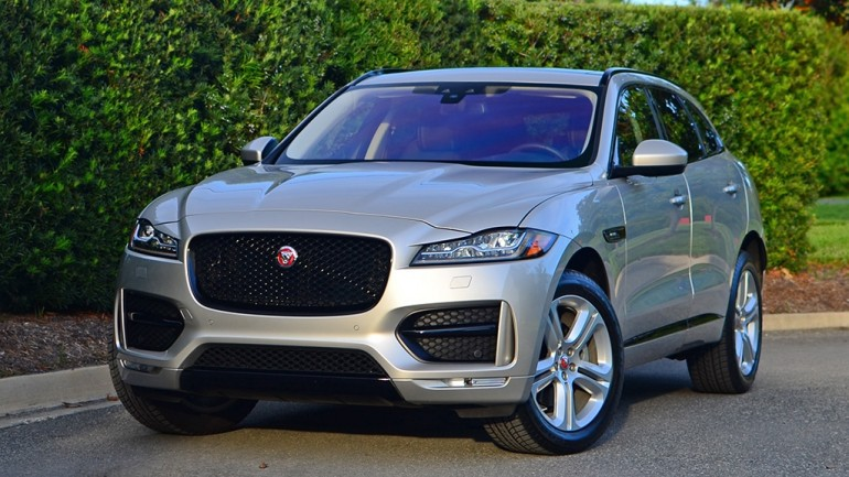 2017 Jaguar F-Pace 35t R-Sport Review & Test Drive