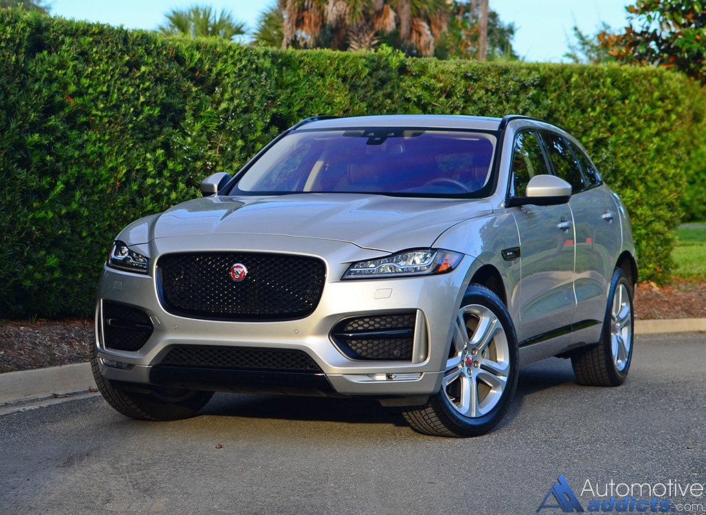 Dodge Ram Trucks For Sale >> 2017 Jaguar F-Pace 35t R-Sport Review & Test Drive