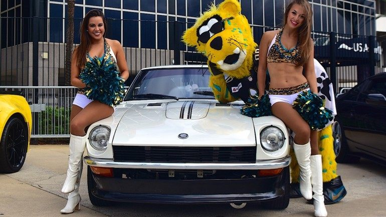 2016 Automotive Addicts Jacksonville Jaguars Car Show and Pep Rally