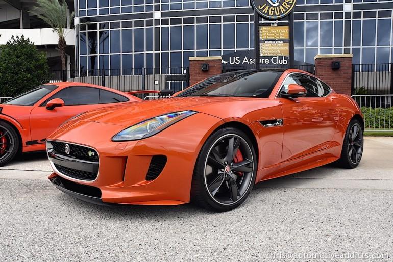Cars For Sale Jacksonville Fl >> 2016 Automotive Addicts Jacksonville Jaguars Car Show and ...