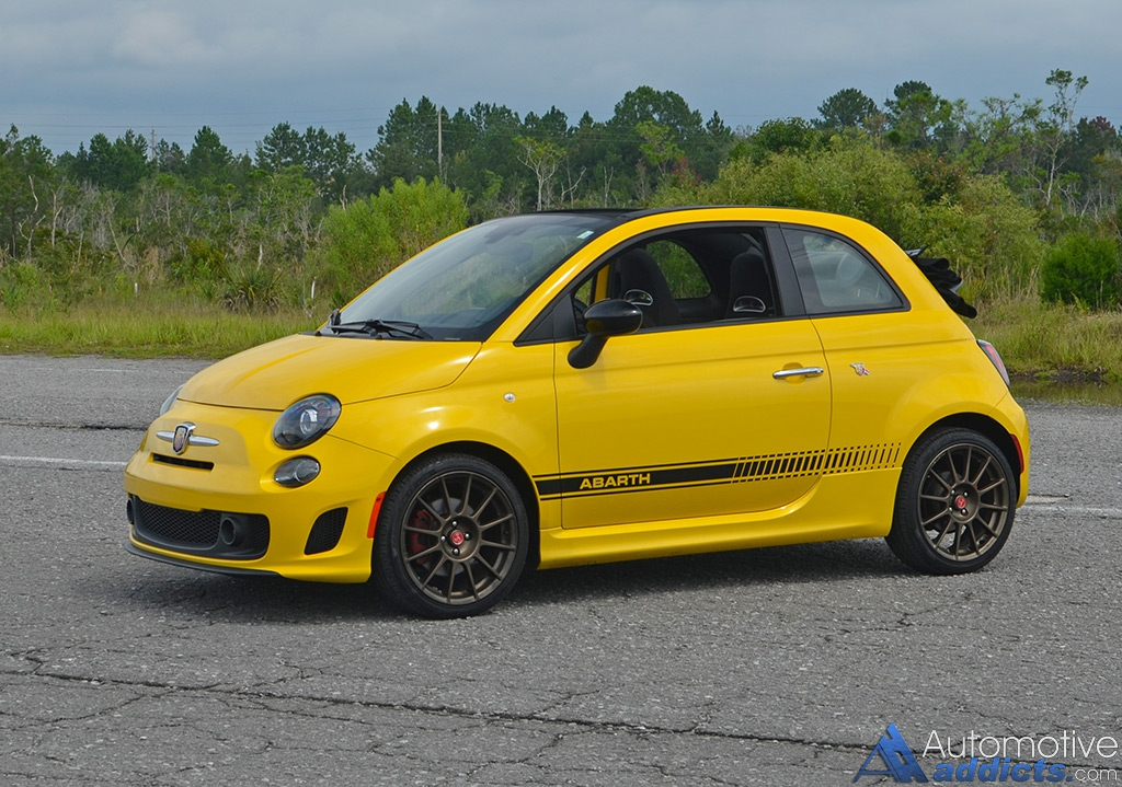 2016 fiat 500c abarth cabrio quick spin fendybt2. Black Bedroom Furniture Sets. Home Design Ideas