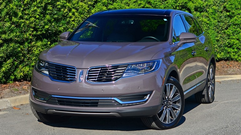 2016 Lincoln MKX 2.7 EcoBoost AWD Black Label Review & Test Drive