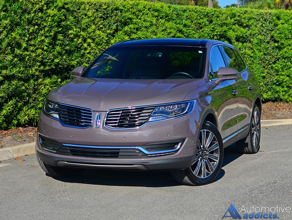 2016 lincoln mkx 2 7 ecoboost awd black label review test drive. Black Bedroom Furniture Sets. Home Design Ideas