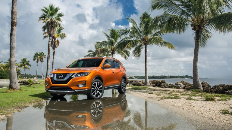 2017 Nissan Rogue Gets Several New Enhancements and All-New Hybrid Model