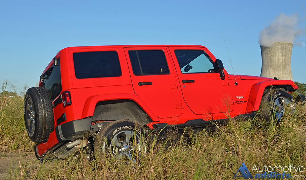2016 jeep wrangler sahara unlimited review test drive. Cars Review. Best American Auto & Cars Review