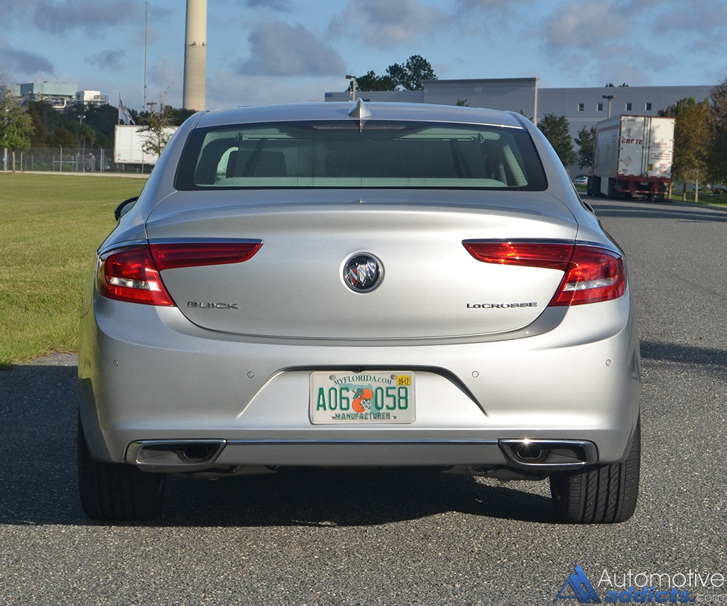 2017 buick lacrosse premium fwd review test drive. Cars Review. Best American Auto & Cars Review