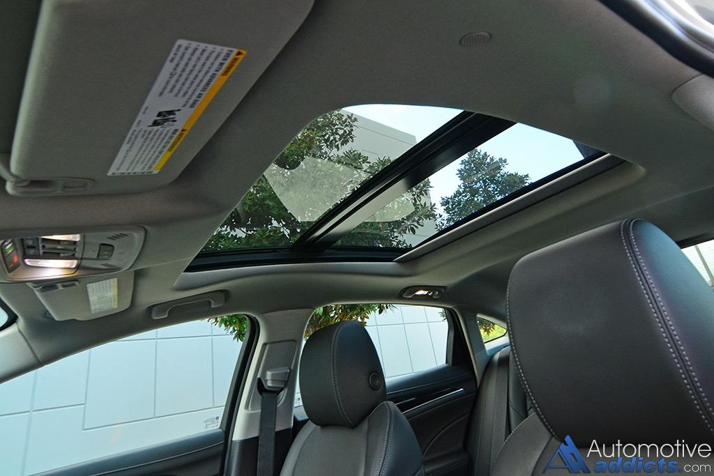 2017 Buick LaCrosse Premium FWD Review & Test Drive