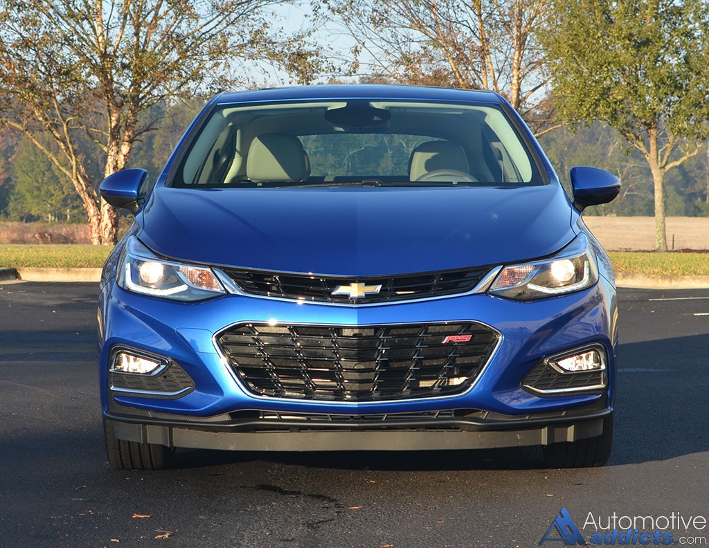 2017 Chevrolet Cruze Hatchback Premier Review Amp Test Drive