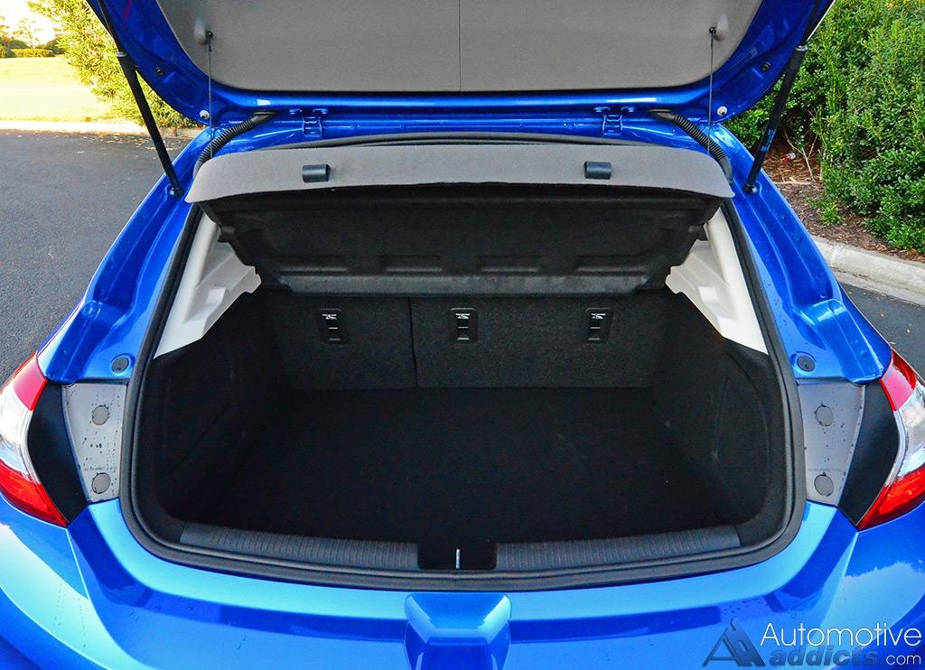 Chevy Cruze Premier >> 2017 Chevrolet Cruze Hatchback Premier Review & Test Drive