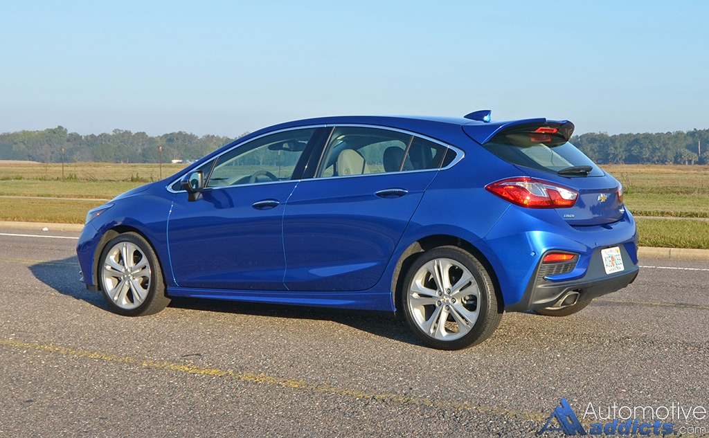 Powerful Chevrolet Cruze Hatchback Could Be Named