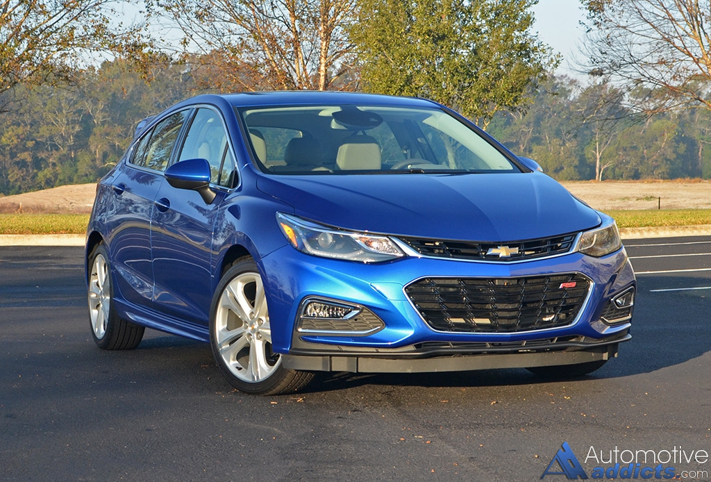 2017 chevrolet cruze hatchback premier review test drive. Black Bedroom Furniture Sets. Home Design Ideas