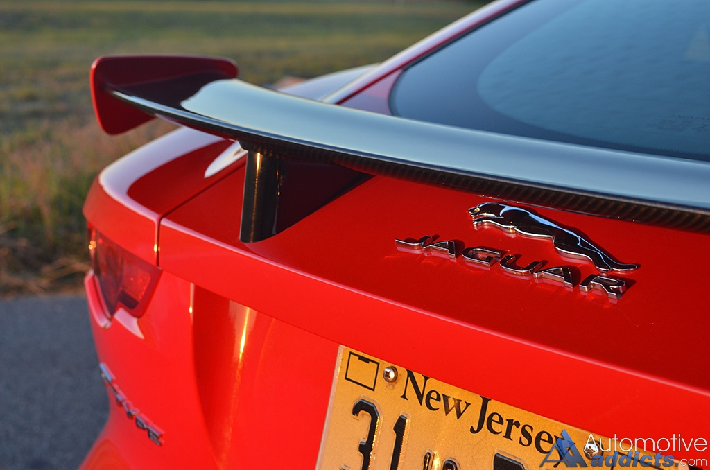 F Type Price >> 2017 Jaguar F-Type SVR Coupe Review & Test Drive