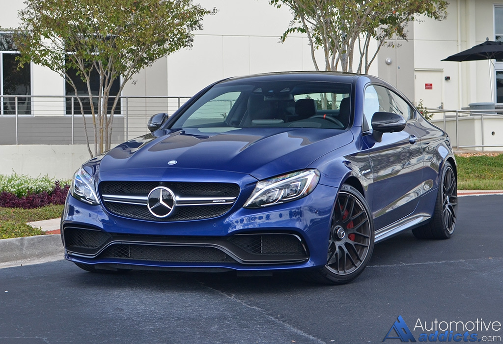 While the new 2017 Mercedes-AMG C63 S may edge out the BMW M4 in price