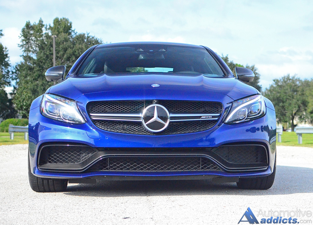 2017 mercedes amg c63 s coupe review test drive. Black Bedroom Furniture Sets. Home Design Ideas