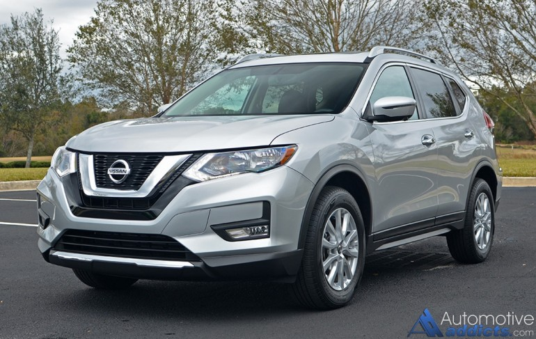 Nissan Rogue 2008 Dimensions >> Nissan Rogue Crossover | Autos Post