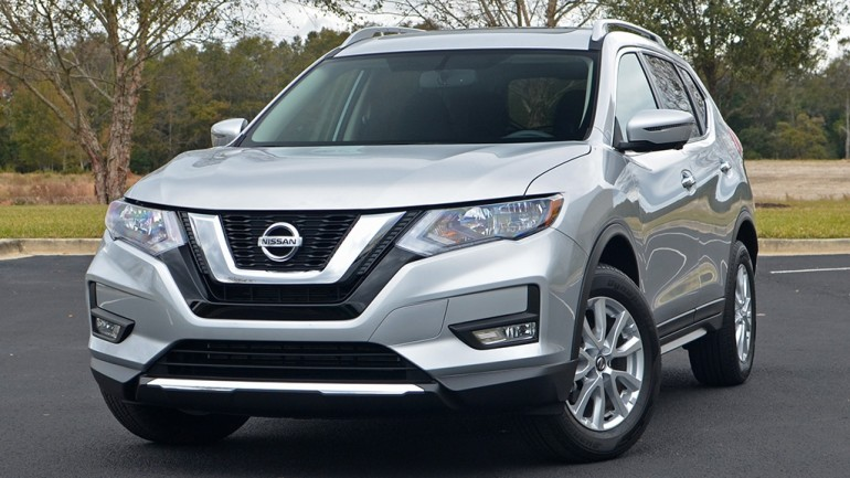2017 Nissan Rogue SV AWD Review & Test Drive