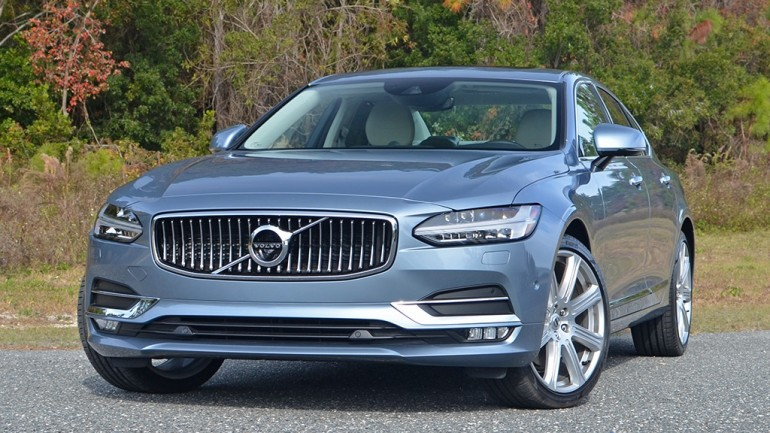 2017 Volvo S90 T6 AWD Inscription Review & Test Drive