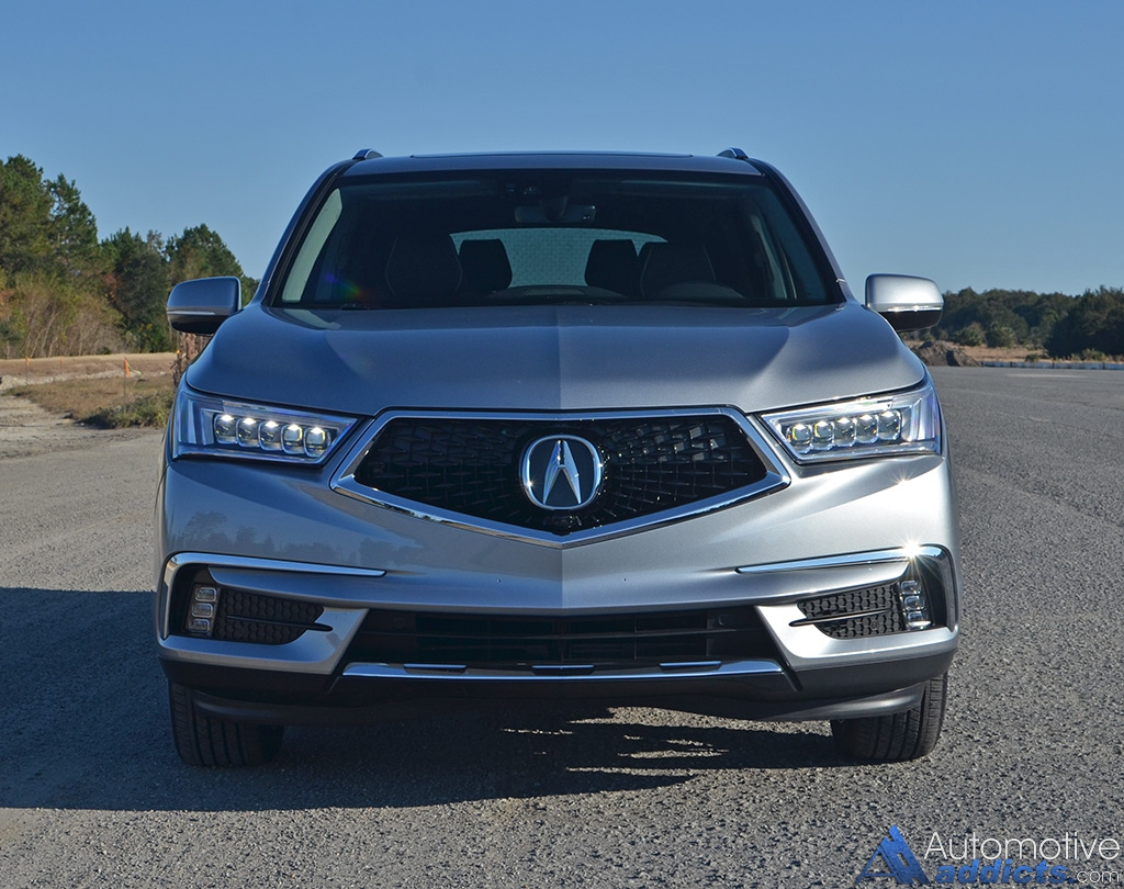 2017 Acura Mdx Sh Awd W Advance Entertainment Packages Review Test Drive