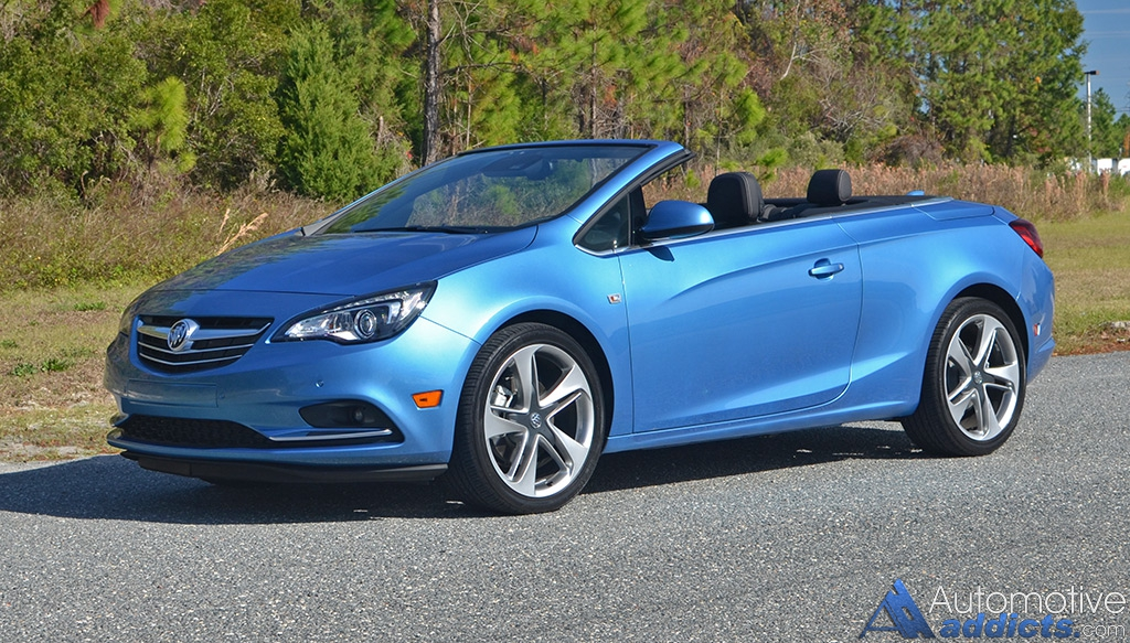 2017 Buick Cascada Sport Touring Quick Spin