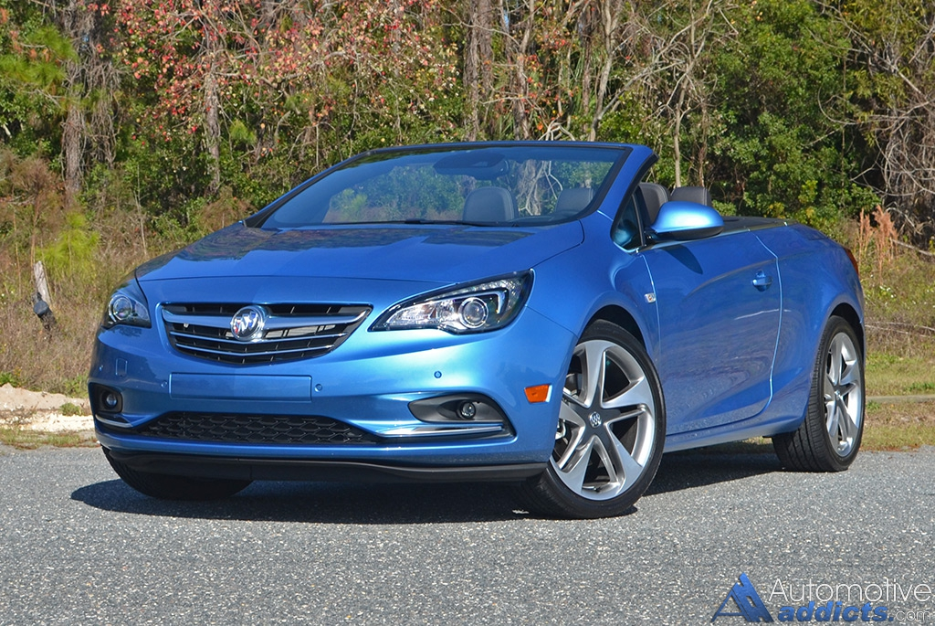 Get the best price on the Buick Cascada from a network of local ...